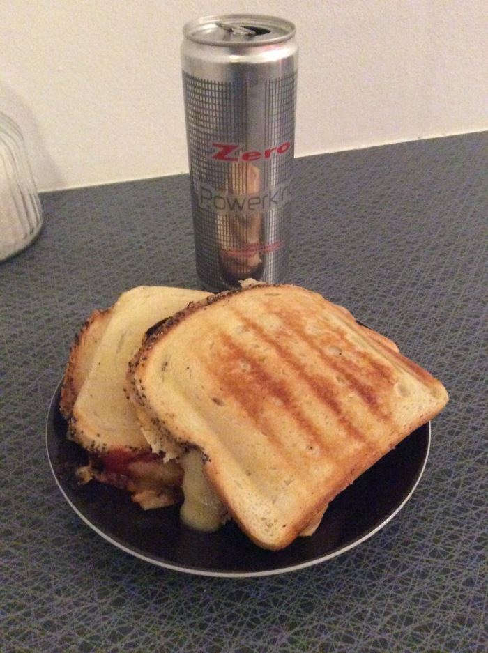 Time-Trial Deluxe Toast