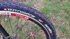 Xc perfektion Black mamba tire