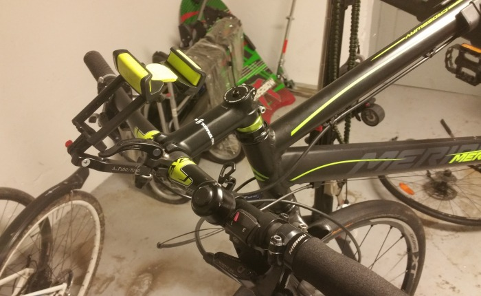 (Projekt) BYGGA Turf-cykel NkpgGuld-Rally