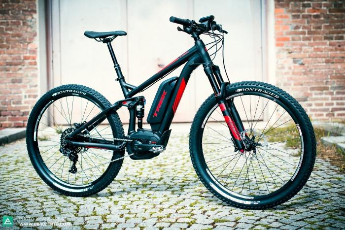 Elcykelkoll X3 MTB/XC/Urban