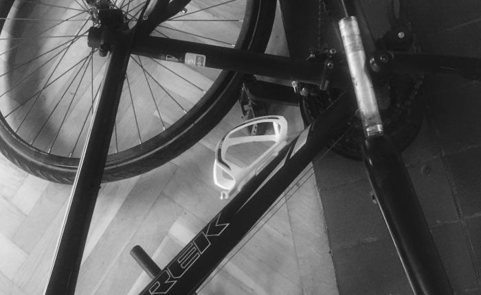 Cykelakuten (Patient 1)Skrothög