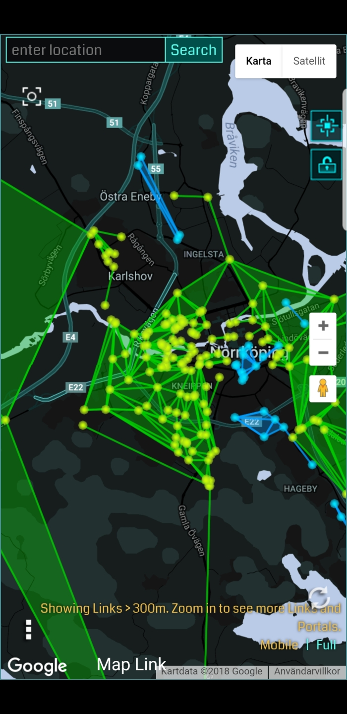 SISTA KRUTET BRÄNNT #INGRESS